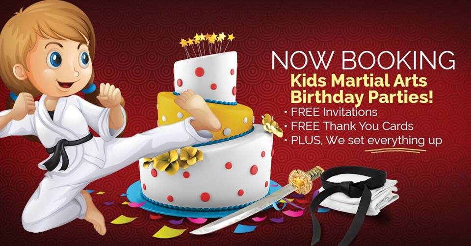 Children birthday parties in Peterborough